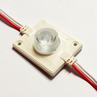 LED MODUL LENS SMD 3535 - IP67 (hladno bela)
